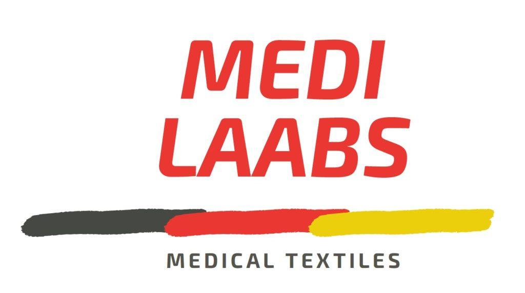 logo medilaabs medical textiles